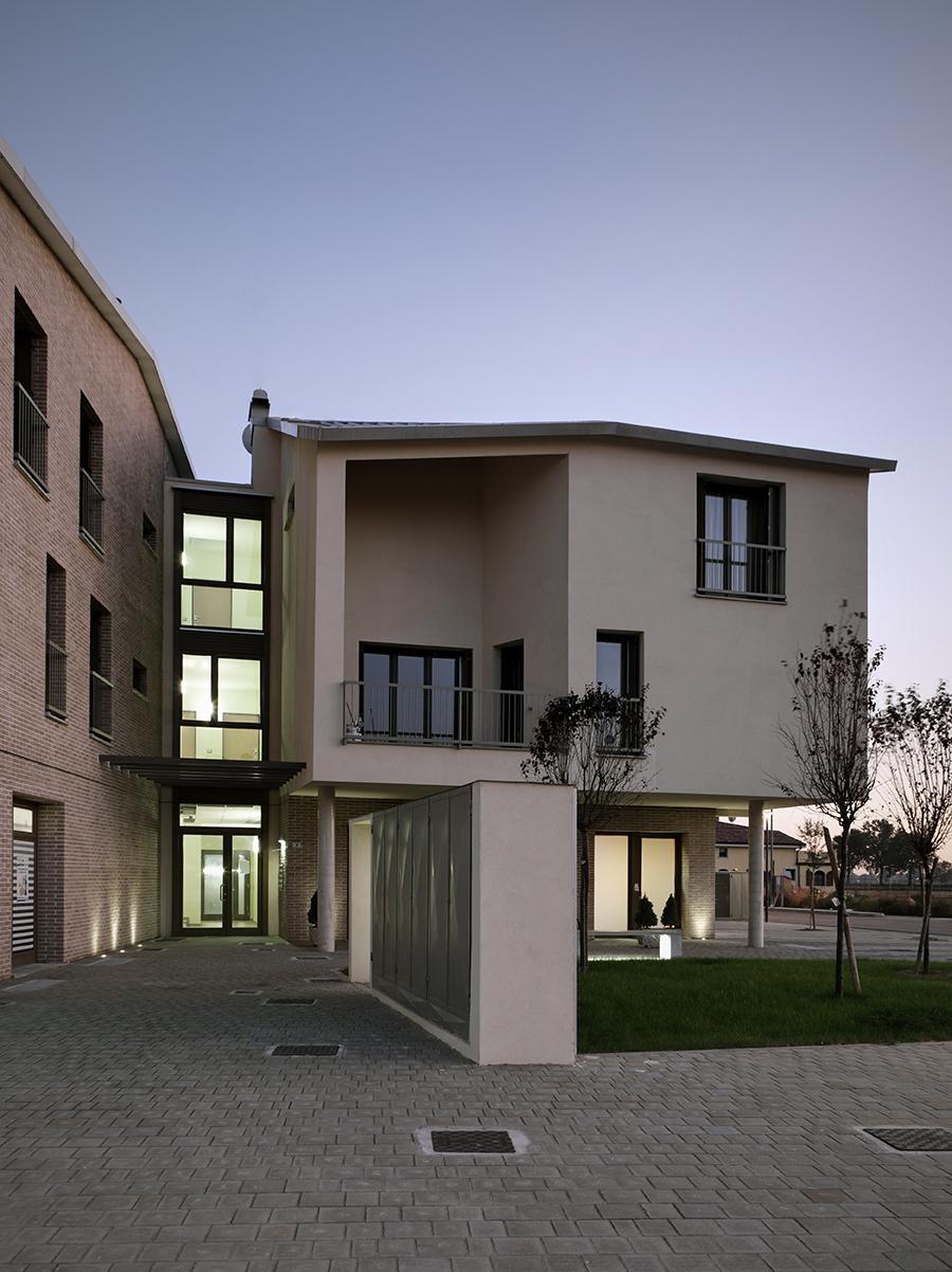 Residential Complex Bornasco